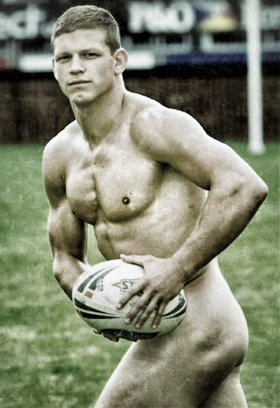 sexy rugby player