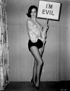 sexy evil women