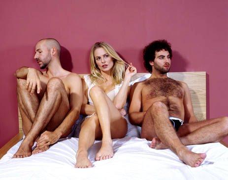 boring threesome