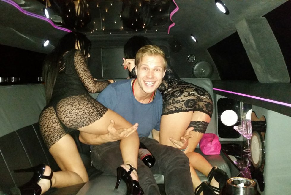 Strippers on Stag